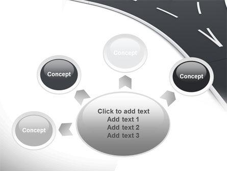 Roads Fork PowerPoint Template Slide 7