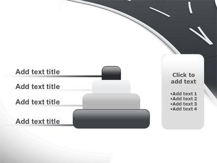 Roads Fork PowerPoint Template Slide 8