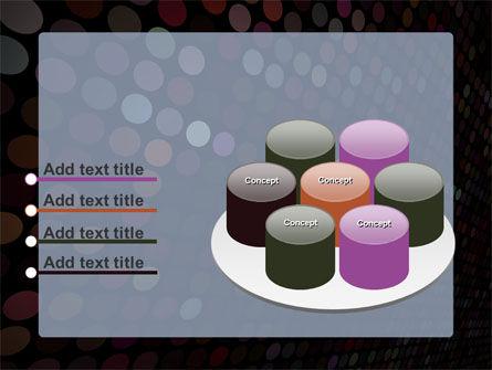 Mosaic Decor PowerPoint Template Slide 12