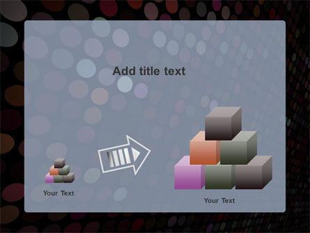Mosaic Decor PowerPoint Template Slide 13