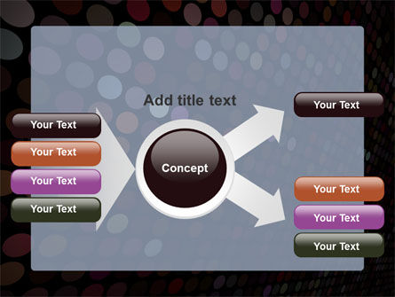 Mosaic Decor PowerPoint Template Slide 15