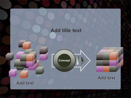 Mosaic Decor PowerPoint Template Slide 17