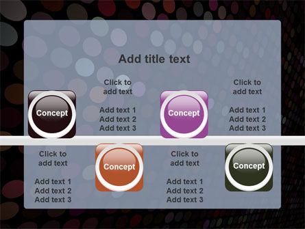 Mosaic Decor PowerPoint Template Slide 18