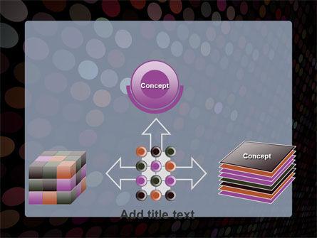 Mosaic Decor PowerPoint Template Slide 19