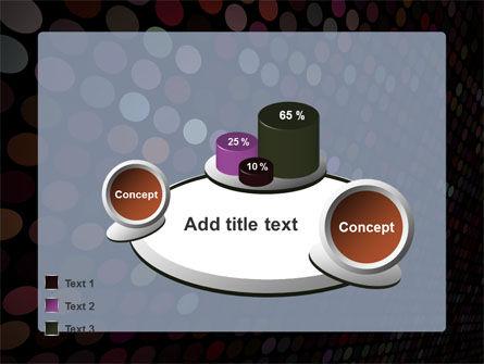Mosaic Decor PowerPoint Template Slide 6