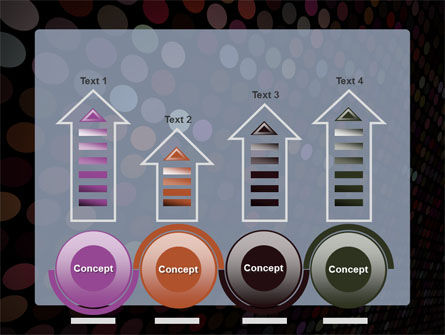 Mosaic Decor PowerPoint Template Slide 7