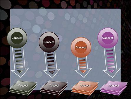 Mosaic Decor PowerPoint Template Slide 8
