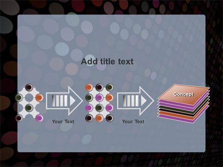 Mosaic Decor PowerPoint Template Slide 9