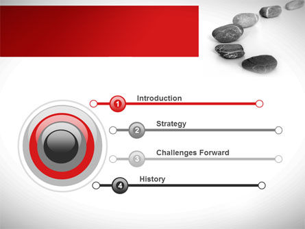 Stone Way PowerPoint Template, Slide 3, 09197, Nature & Environment — PoweredTemplate.com