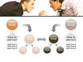 Armwrestling PowerPoint Template#19
