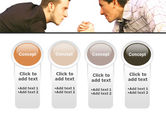 Armwrestling PowerPoint Template#5
