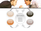 Armwrestling PowerPoint Template#6