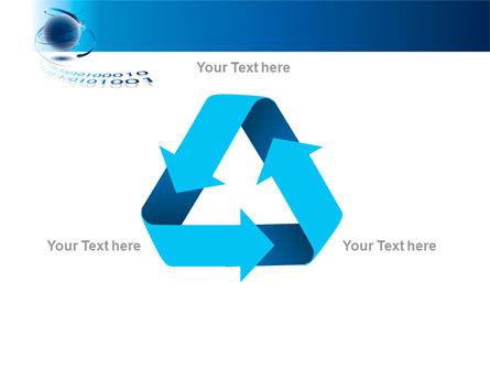 Digital Global Technologies PowerPoint Template Slide 10