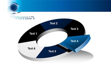 Digital Global Technologies PowerPoint Template Slide 19