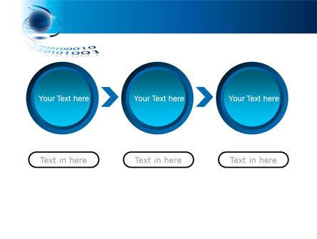 Digital Global Technologies PowerPoint Template Slide 5