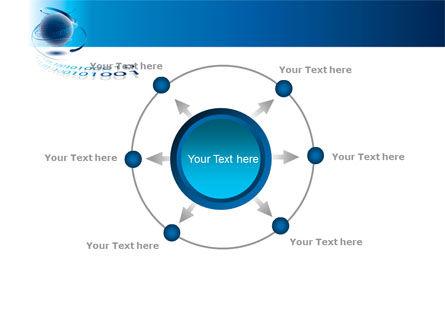 Digital Global Technologies PowerPoint Template Slide 7