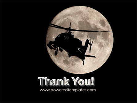 Attack Helicopter AH-64 Apache PowerPoint Template Slide 20