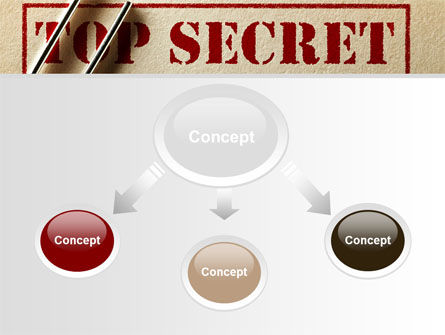 Top Secret Documents PowerPoint Template Slide 4