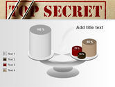 Top Secret Documents PowerPoint Template#10