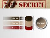 Top Secret Documents PowerPoint Template#11
