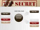 Top Secret Documents PowerPoint Template#14