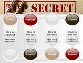 Top Secret Documents PowerPoint Template#18
