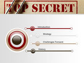 Top Secret Documents PowerPoint Template#3
