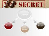 Top Secret Documents PowerPoint Template#4