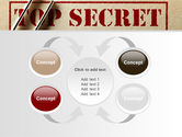 Top Secret Documents PowerPoint Template#6