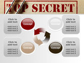 Top Secret Documents PowerPoint Template#9
