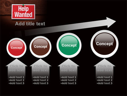 Help Wanted PowerPoint Template Slide 13