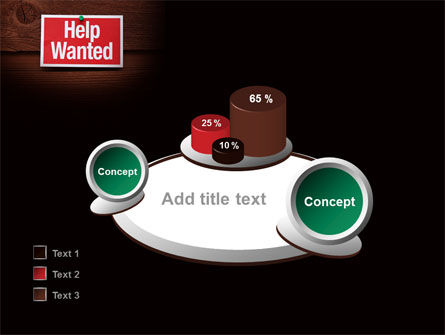 Help Wanted PowerPoint Template Slide 16