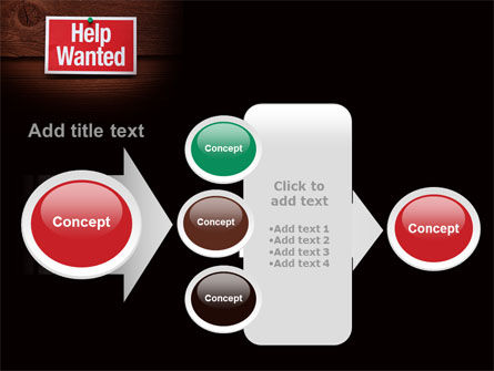 Help Wanted PowerPoint Template Slide 17