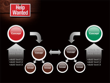 Help Wanted PowerPoint Template Slide 19