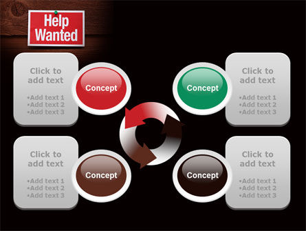 Help Wanted PowerPoint Template Slide 9