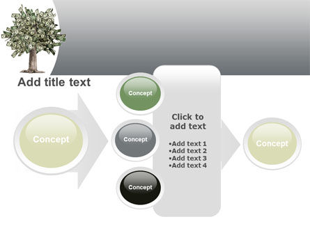 Mature Money Tree PowerPoint Template Slide 17