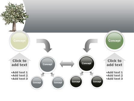 Mature Money Tree PowerPoint Template Slide 19