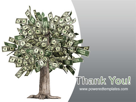 Mature Money Tree PowerPoint Template Slide 20