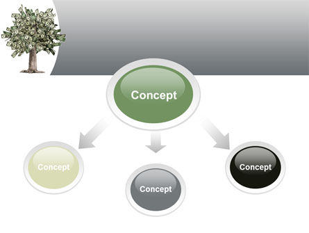 Mature Money Tree PowerPoint Template Slide 4