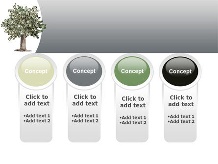 Mature Money Tree PowerPoint Template Slide 5