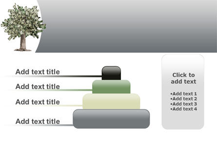 Mature Money Tree PowerPoint Template Slide 8