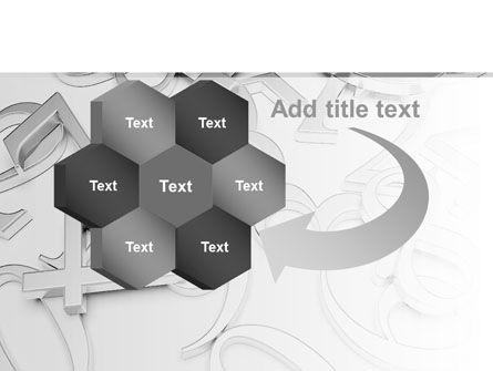 Steel Digits PowerPoint Template Slide 11