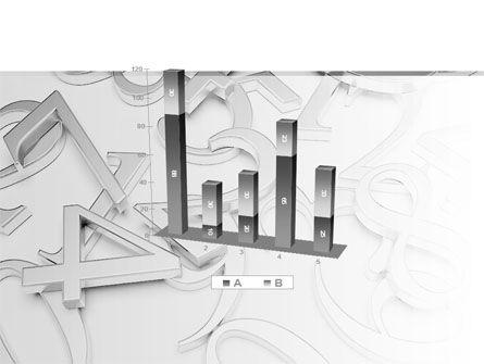Steel Digits PowerPoint Template Slide 17