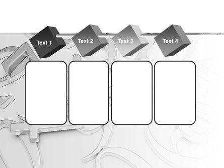 Steel Digits PowerPoint Template Slide 18