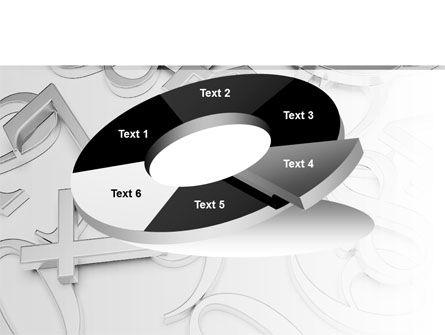 Steel Digits PowerPoint Template Slide 19