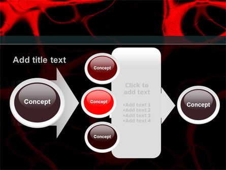 Arteries Carrying Blood PowerPoint Template Slide 17