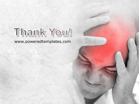 Headache PowerPoint Template Slide 20