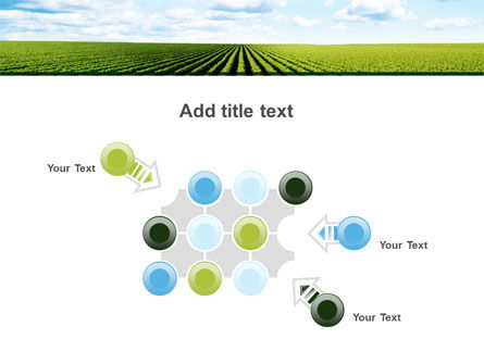 Cultivated Field PowerPoint Template Slide 10