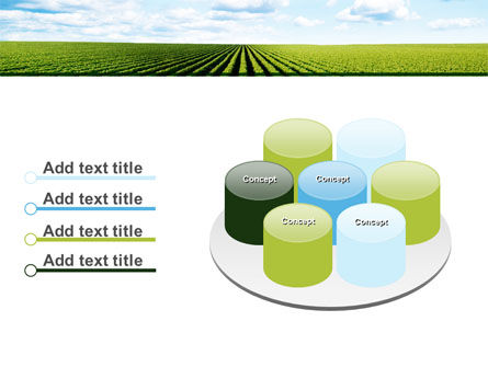 Cultivated Field PowerPoint Template Slide 12