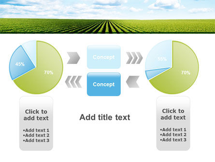 Cultivated Field PowerPoint Template Slide 16